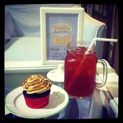 Vanila Cupcake Bakery
