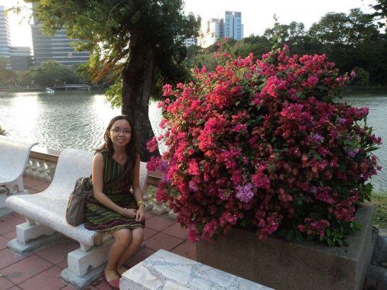 Lumphini Park, Bangkok, Thailand (2015)